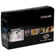 E260X22G Photoconductor Kit (Drum Unit) ตลับลูกดรัมแท้ Original Lexmark