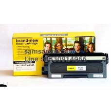 COMAX TN2360 / TN2380 หมึกพิมพ์ พร้อมส่ง สำหรับ Brother HL-L2300D/ HL-L2320D/ HL-L2340DW/ HL-L2360DN/ HL-L236