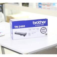 Brother TN-2460 , TN-2480 , DR-2455 ตลับหมึกโทนเนอร์แท้ ผงหมึกดำ