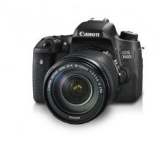 กล้อง DSLR Canon EOS 760D พร้อมเลนส์ Kit EFS 18-135mm IS STM 24.2 ล้านพิกเซล มี WiFi