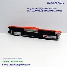 ตลับหมึก Cart329  Black สำหรับ Canon