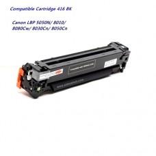 หมึกเทียบเท่า Canon Cartridge 416 BK สีดำ สำหรับ Canon