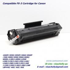ตลับหมึก FX-3 สำหรับ Canon