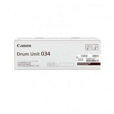ดรัมแท้ Original Drum Unit Canon 034 BK สีดำ