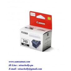 Canon PG-740 Black สีดำ และ CL-741 CL รวมสี ตลับหมึกอิงค์เจ็ทแท้ ประกันศูนย์