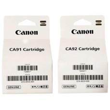 Original Canon CA91, CA92 หัวพิมพ์ ดำ และสี สำหรับปริ๊นเตอร์ canon G Series PrintHead