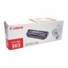 ตลับหมึกโทนเนอร์ Canon Cartridge 303 BK ผงหมึกสีดำ