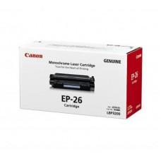 ตลับหมึกโทนเนอร์ Cartridge EP-26 ผงหมึกดำ สำหรับ Canon