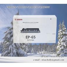 ตลับหมึกโทนเนอร์ Cartridge EP-65 ผงหมึกดำ สำหรับ Canon