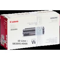 Canon Cartridge-W หมึกแท้ FAX-L170,L360,L380,PC D320