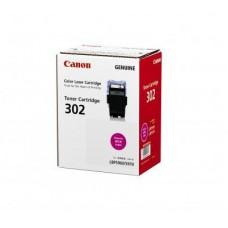 ตลับหมึกโทนเนอร์ Canon Cartridge 302 M (สีแดง)