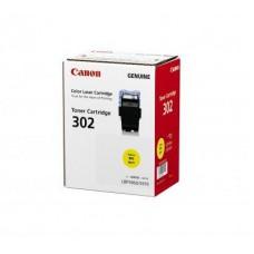 ตลับหมึกโทนเนอร์ Canon Cartridge 302 Y (สีเหลือง)