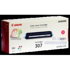 Canon Cartridge 307 M ผงหมึกสีแดง ตลับหมึกโทเนอร์แท้ Original