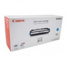 ตลับหมึกโทเนอร์แท้ Original Canon Cartridge 311 C ผงหมึกสีฟ้า