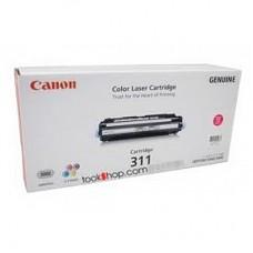 ตลับหมึกโทเนอร์แท้ Original Canon Cartridge 311 M ผงหมึกสีแดง