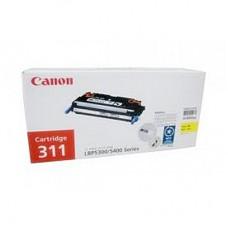 ตลับหมึกโทเนอร์แท้ Original Canon Cartridge 311 Y ผงหมึกสีเหลือง