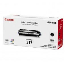 ตลับหมึกโทเนอร์แท้ Original Canon Cartridge 317 BK ผงหมึกสีดำ