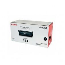 ตลับหมึกโทเนอร์แท้ Original Canon Cartridge 323 BK ผงหมึกสีดำ