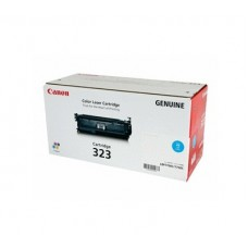 ตลับหมึกโทเนอร์แท้ Original Canon Cartridge 323 C ผงหมึกสีฟ้า