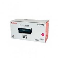 ตลับหมึกโทเนอร์แท้ Original Canon Cartridge 323 M ผงหมึกสีแดง