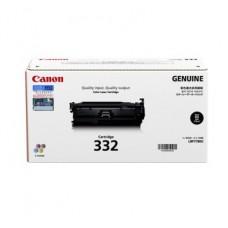 ตลับหมึกโทเนอร์แท้ Original Canon Cartridge 332 BK ผงหมึกสีดำ