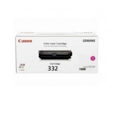 ตลับหมึกโทเนอร์แท้ Original Canon Cartridge 332 M ผงหมึกสีแดง