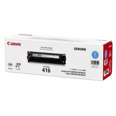 Canon Cartridge 416 Cyan ตลับหมึกโทนเนอร์แท้สีฟ้า