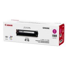 Canon Cartridge 416 M ตลับหมึกโทนเนอร์แท้ สีแดง