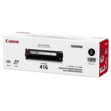 Canon Cartridge 416 BK (สีดำ) ตลับหมึกโทนเนอร์แท้