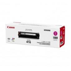ตลับหมึกโทนเนอร์ Cartridge 418 ผงหมึกแดง สำหรับ Canon