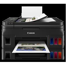 เครื่องพริ้นเตอร์ Canon Pixma G4010 Print, Scan, Copy, Fax, Wi-Fi ใหม่!
