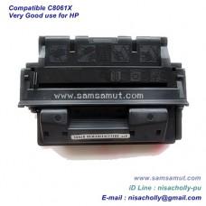 ตลับหมึกพิมพ์ คุณภาพดี C8061X สำหรับเครื่องพิมพ์ hp LaserJet 4100