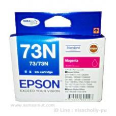 ตลับหมึก Inkjet EPSON T105390 Magenta สีแดง (73N)