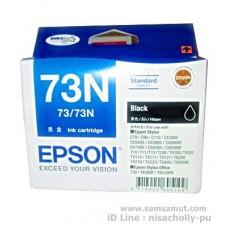 ตลับหมึก Inkjet EPSON T105190 Black สีดำ (73N)