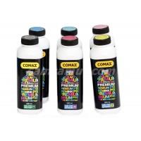 COMAX น้ำหมึกเติม EPSON ขนาด 500 ml. สีดำ สีฟ้า สีแดง สีเหลือง สีฟ้าอ่อน สีชมพู เติมอิงค์แทงค์ งานพิมพ์ดีมาก