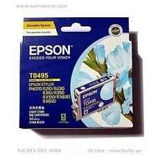 ตลับหมึก Inkjet Epson T0491 T0492 T0493 T0494 T0495 T0496