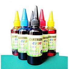 น้ำหมึกเติม ขนาด 100 ml. สำหรับเติมอิงค์แทงค์ เครื่องปริ้นเตอร์ Epson