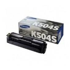 Original Samsung CLT-K504S/SEE ตลับหมึกโทนเนอร์แท้ สีดำ