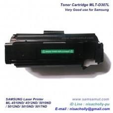 ตลับหมึก MLT-D307L ตลับหมึกเทียบเท่า สำหรับ Samsung