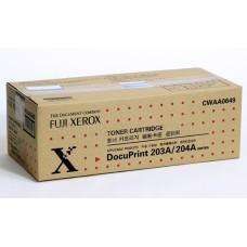 Fuji Xerox CWAA0649 Black ตลับหมึกแท้ (สีดำ)