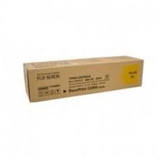 ตลับหมึกแท้ Fuji Xerox CT200859 Yellow (สีเหลือง)