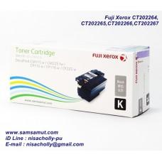 ตลับหมึกแท้ Fuji Xerox CT202264 Black สีดำ cp115/cm115 (รับ 50 คะแนน)